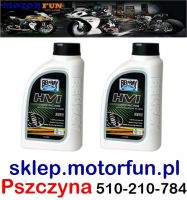 Olej Bel Ray HVI Suspension FLUID 3W 5W 10W 15W